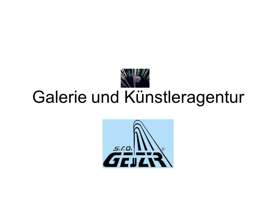 Galerie und Künstleragentur