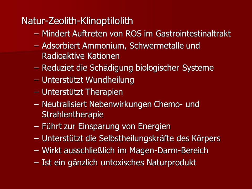 Natur-Zeolith-Klinoptilolith
