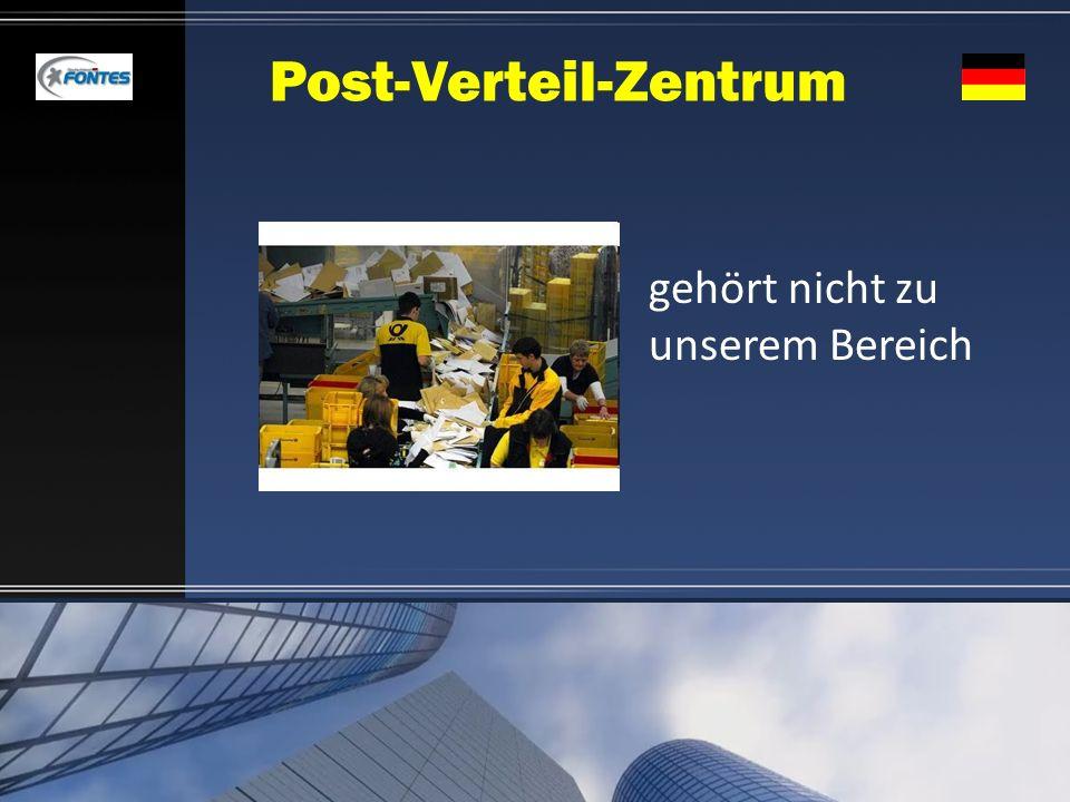 Post-Verteil-Zentrum