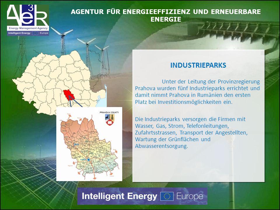 AGENTUR FÜR ENERGIEEFFIZIENZ UND ERNEUERBARE ENERGIE