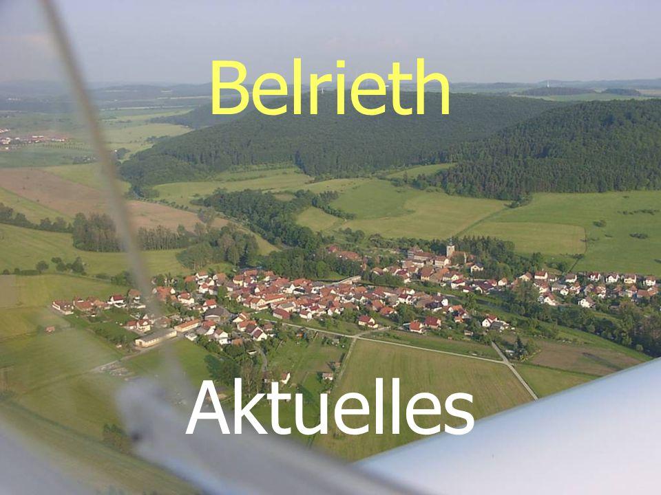 Belrieth Aktuelles