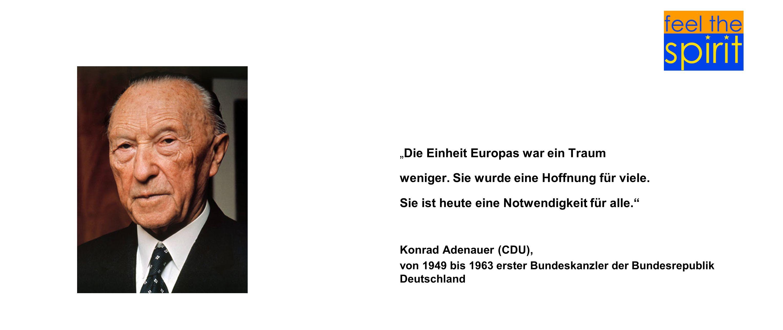 """""""Die Einheit Europas war ein Traum"""