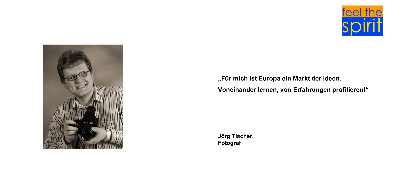 """""""Für mich ist Europa ein Markt der Ideen"""