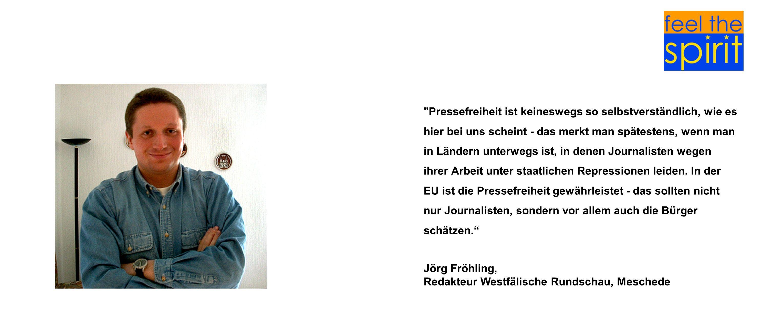 Redakteur Westfälische Rundschau, Meschede