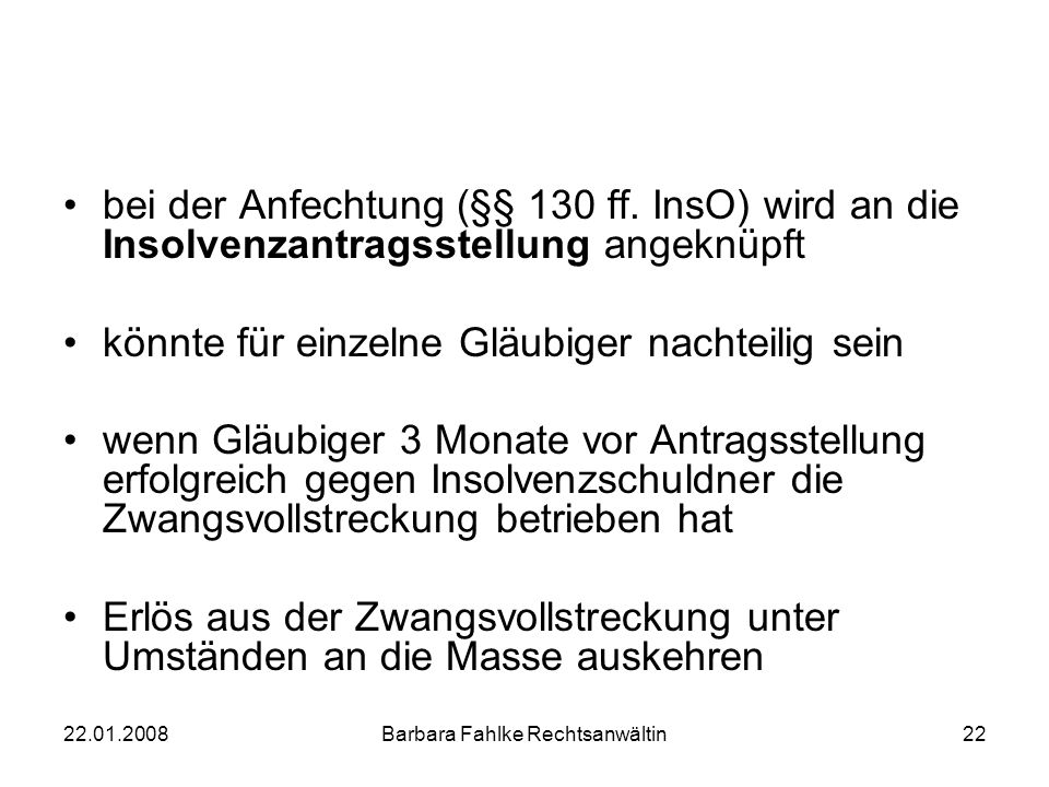 Barbara Fahlke Rechtsanwältin