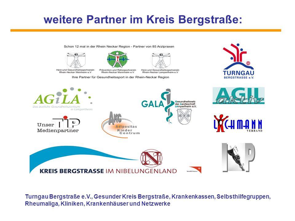 I P weitere Partner im Kreis Bergstraße: