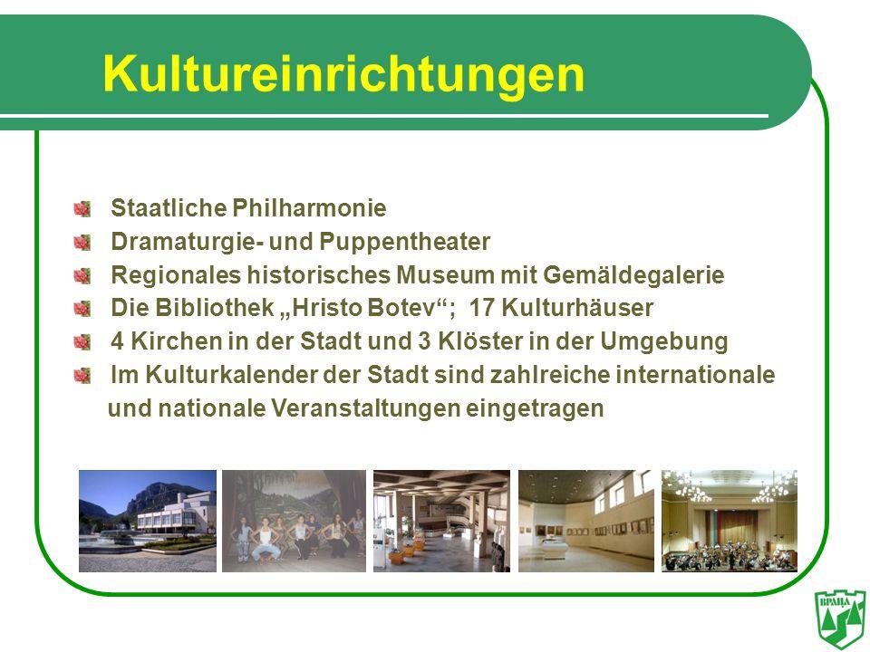 Kultureinrichtungen Staatliche Philharmonie