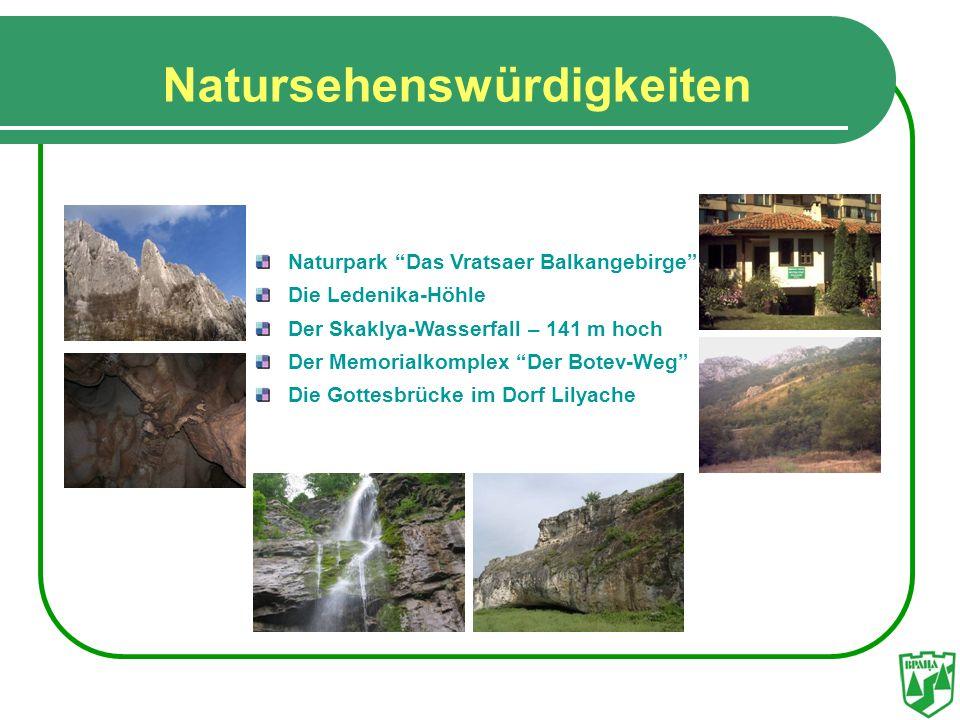 Natursehenswürdigkeiten