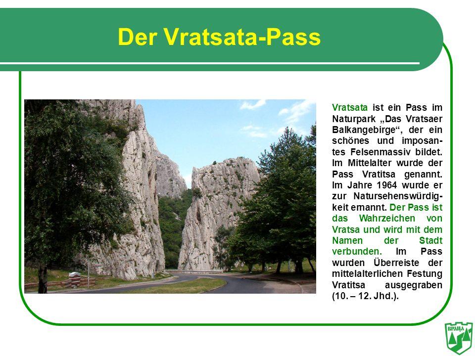 Der Vratsata-Pass