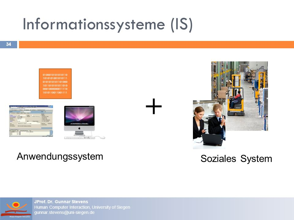 Informationssysteme (IS)