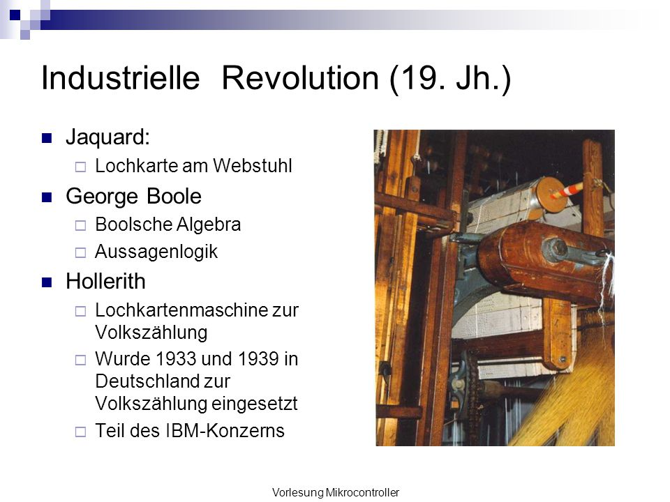 Industrielle Revolution (19. Jh.)