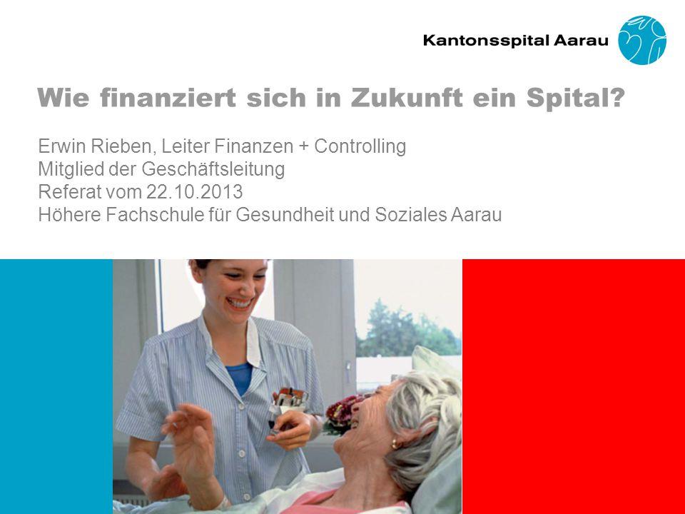 Wie finanziert sich in Zukunft ein Spital