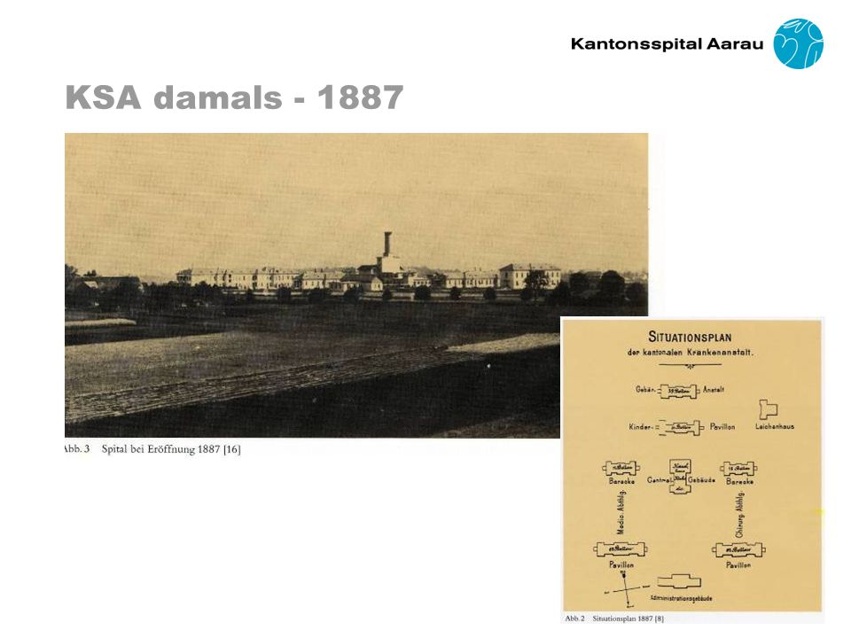 KSA damals - 1887