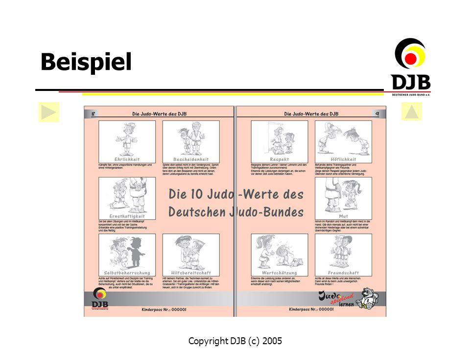 Beispiel Pfeil-Button links führt zurück zu Stickerbogen. Pfeil-Button rechts führt zurück zur Inhaltsübersicht des Kinderpass.