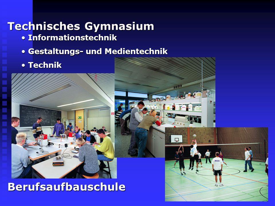Technisches Gymnasium