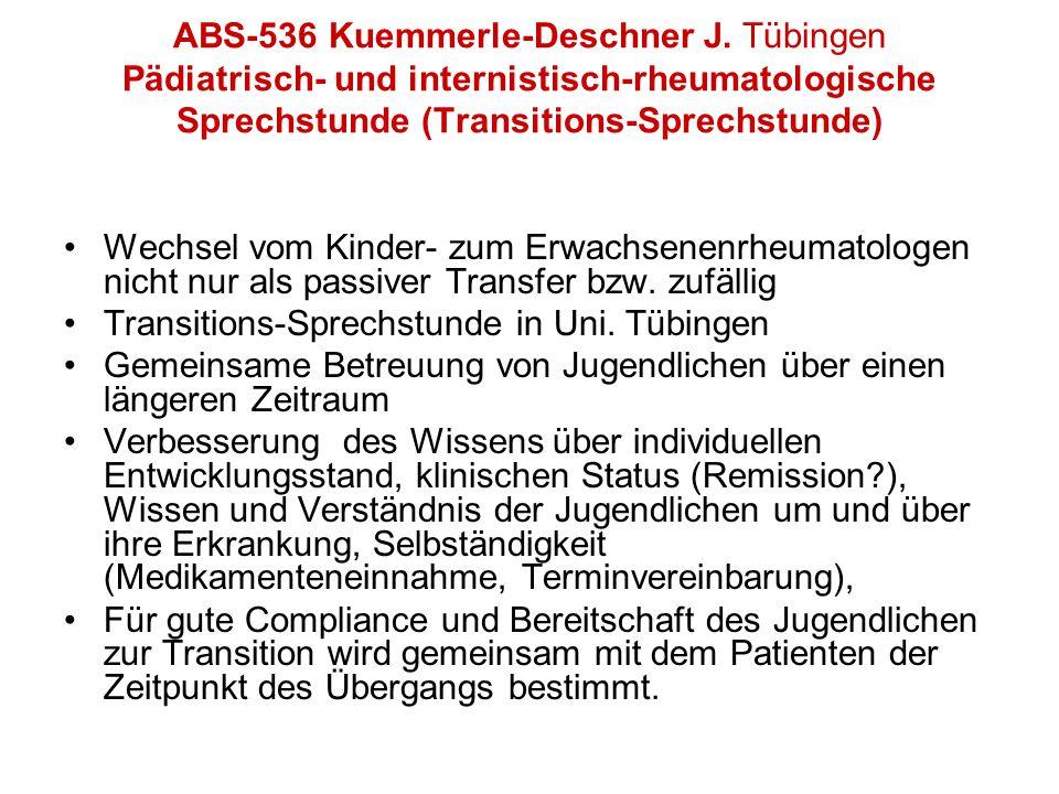 ABS-536 Kuemmerle-Deschner J