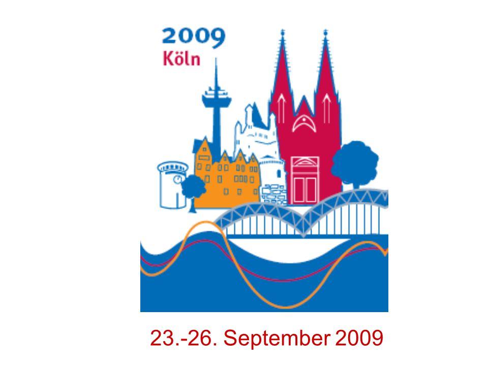 23.-26. September 2009