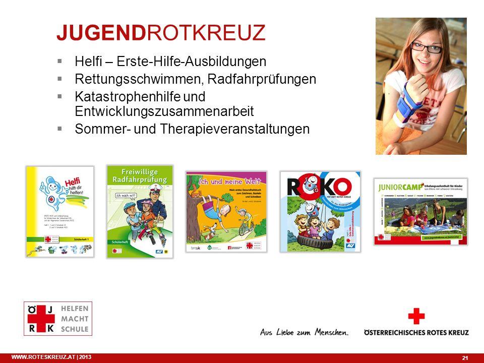 JUGENDROTKREUZ Helfi – Erste-Hilfe-Ausbildungen