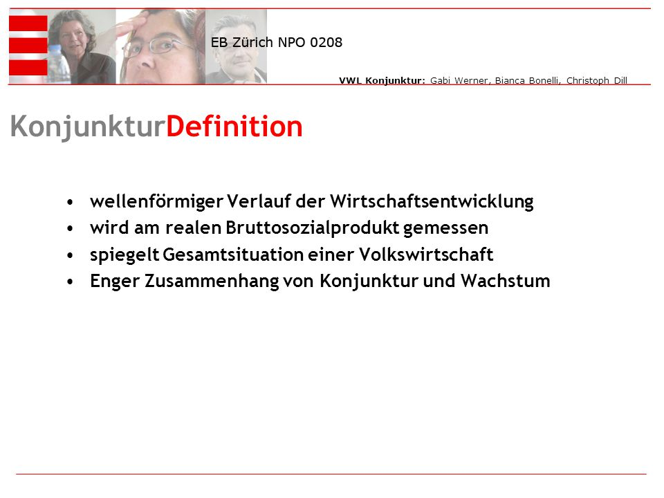 KonjunkturDefinition