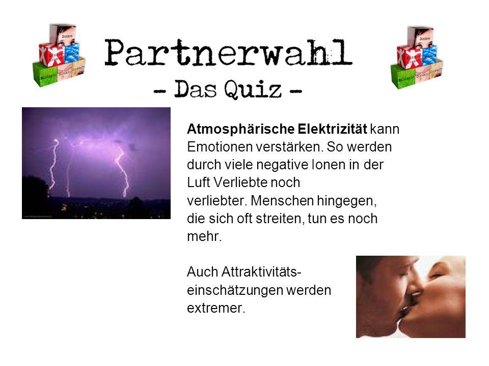 Atmosphärische Elektrizität kann