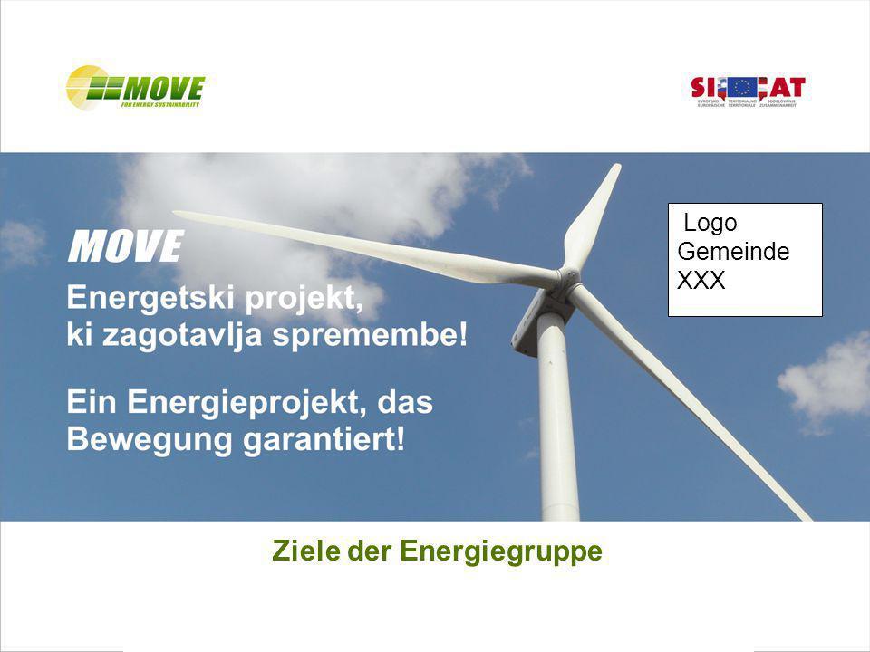 Ziele der Energiegruppe