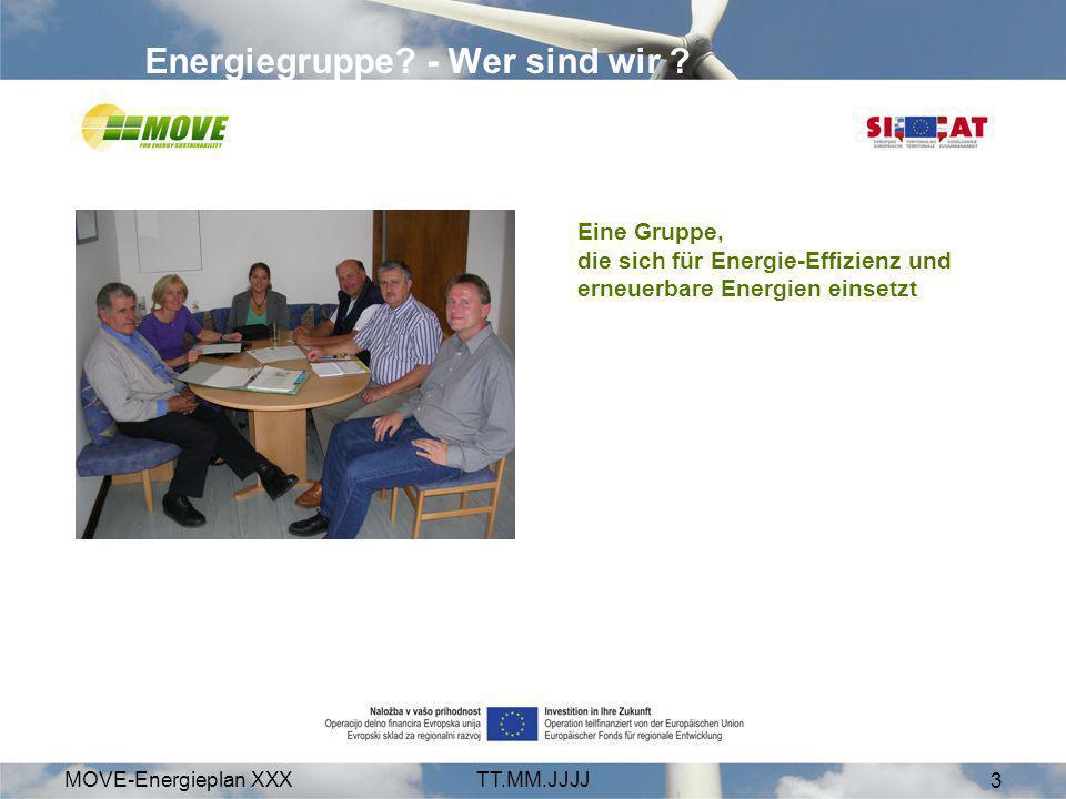 Energiegruppe - Wer sind wir