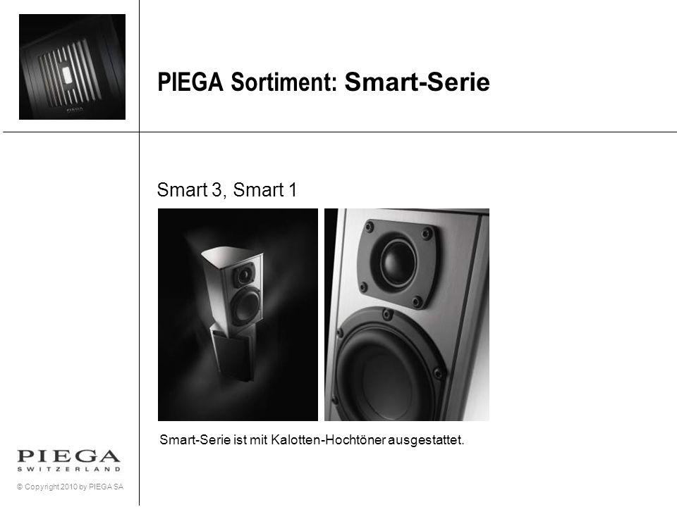 PIEGA Sortiment: Smart-Serie