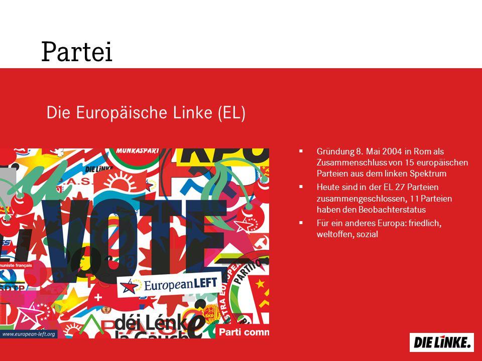 Die Europäische Linke (EL)