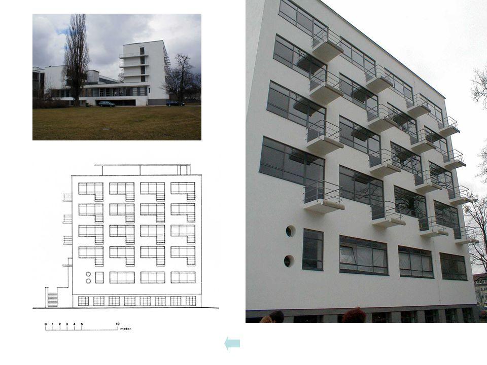 Bauhausgebäude von SO