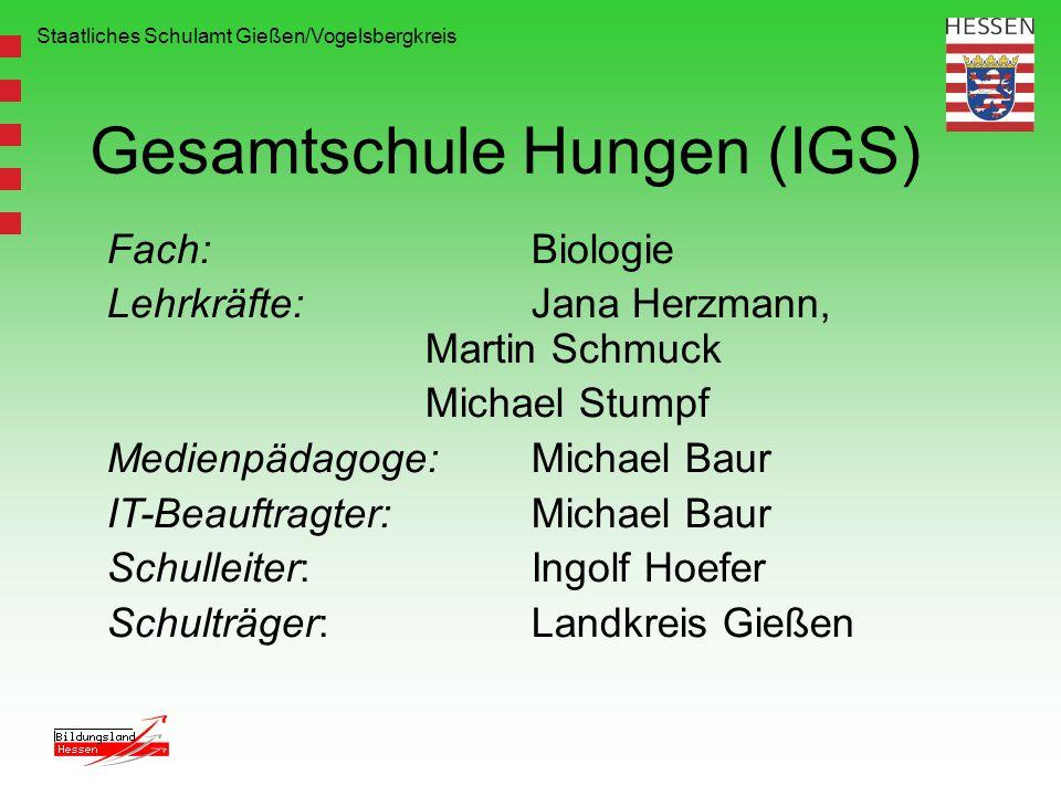 Gesamtschule Hungen (IGS)