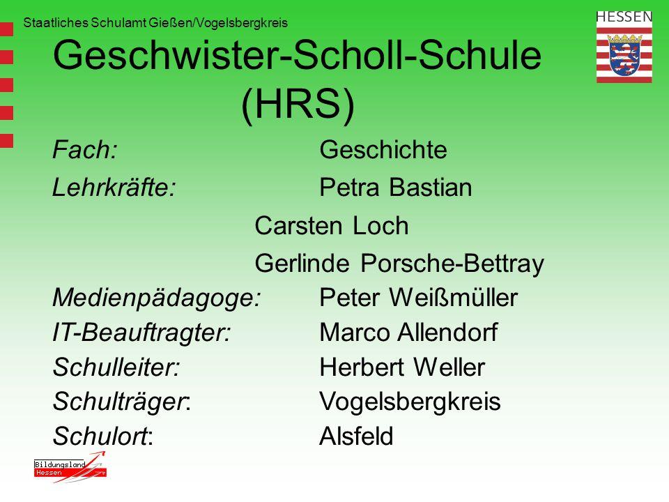 Geschwister-Scholl-Schule (HRS)