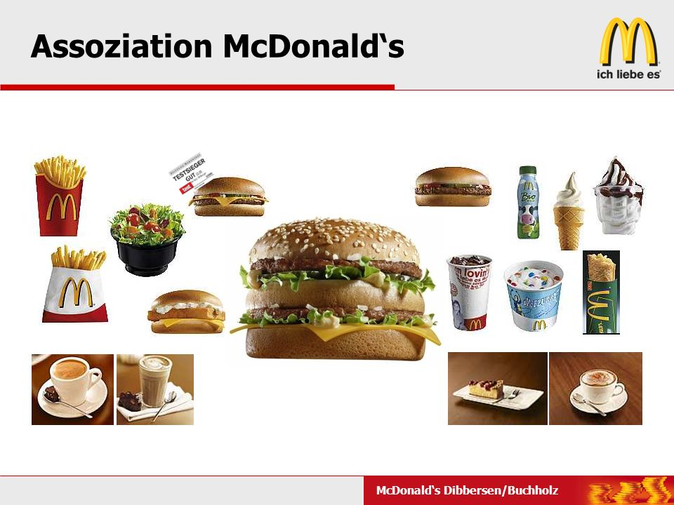 Assoziation McDonald's