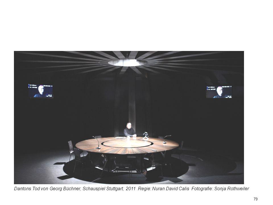 Robespierre Dantons Tod von Georg Büchner, Schauspiel Stuttgart, 2011 Regie: Nuran David Calis Fotografie: Sonja Rothweiler