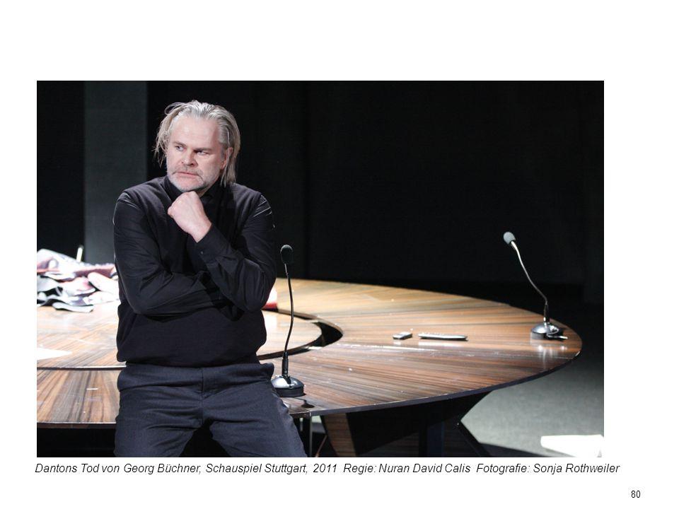 Robbespierre Dantons Tod von Georg Büchner, Schauspiel Stuttgart, 2011 Regie: Nuran David Calis Fotografie: Sonja Rothweiler