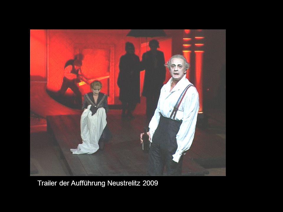 Trailer der Aufführung Neustrelitz 2009