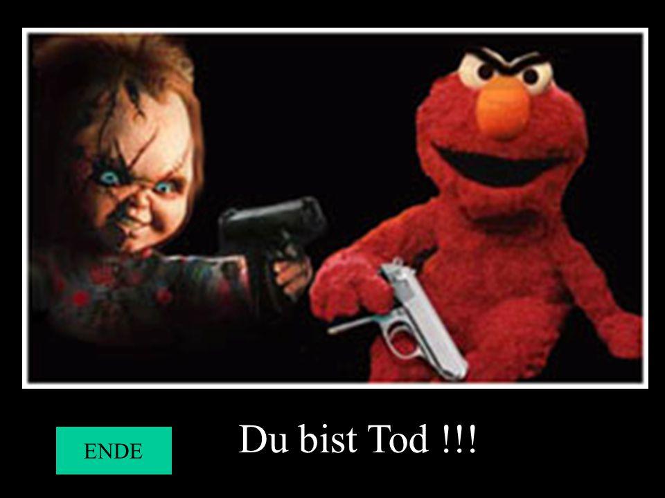Du bist Tod !!! ENDE