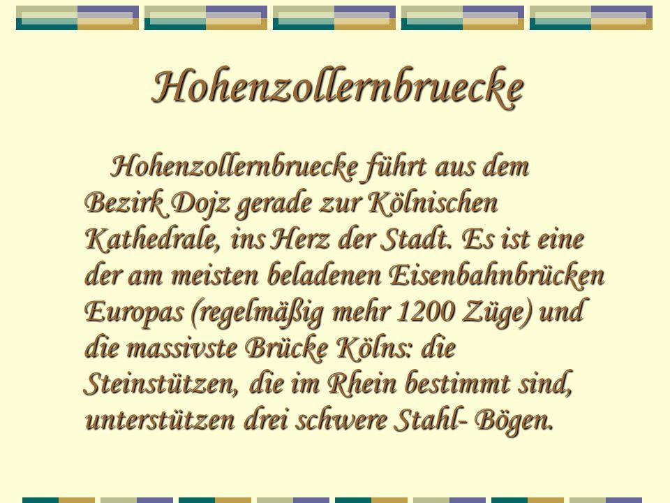 Hohenzollernbruecke