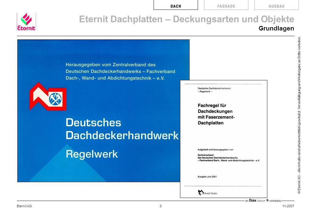 Grundlagen Eternit AG 11-2007