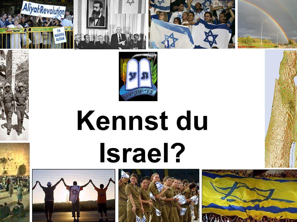 Kennst du Israel