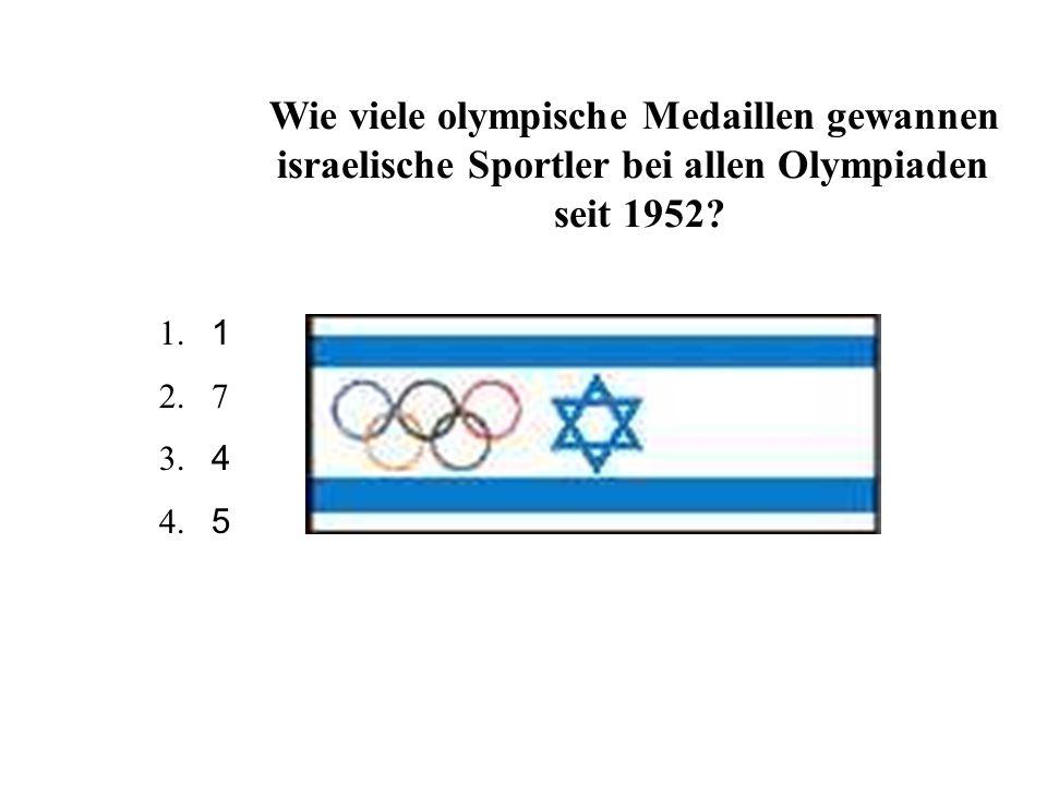Wie viele olympische Medaillen gewannen