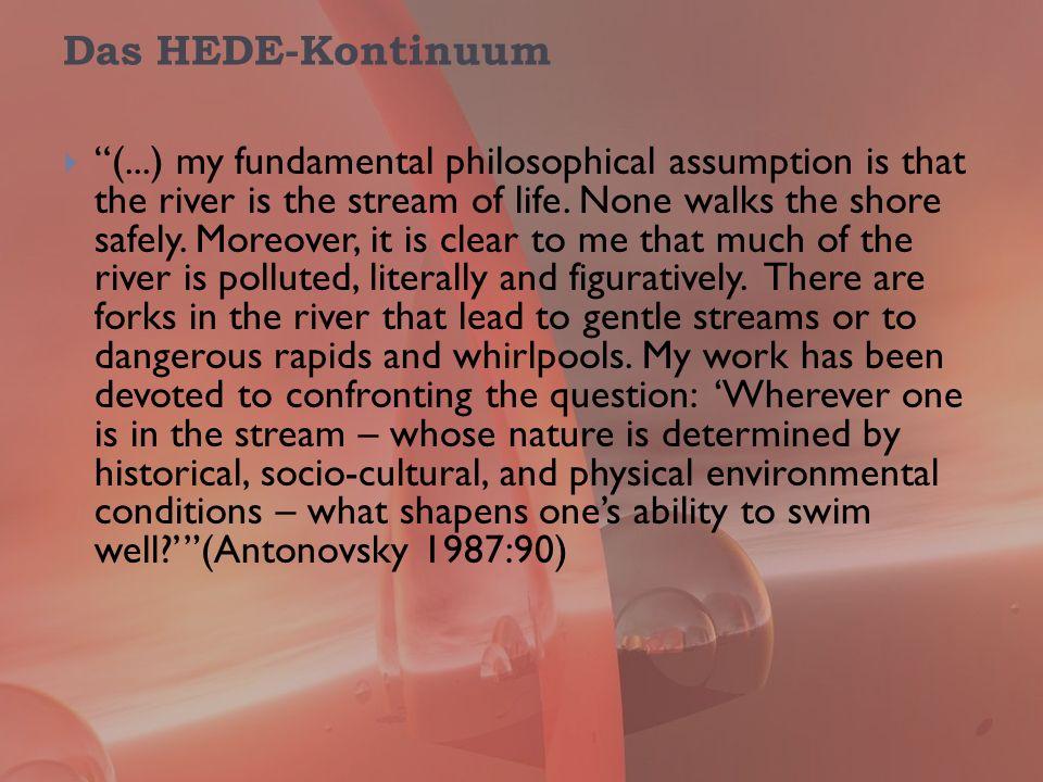 Das HEDE-Kontinuum