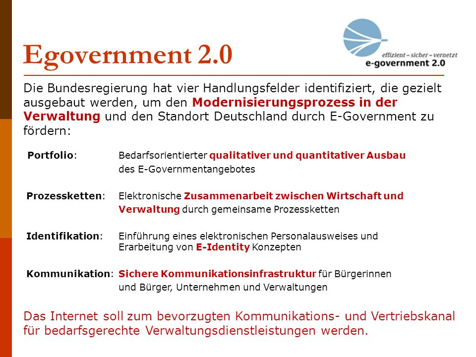 Egovernment 2.0
