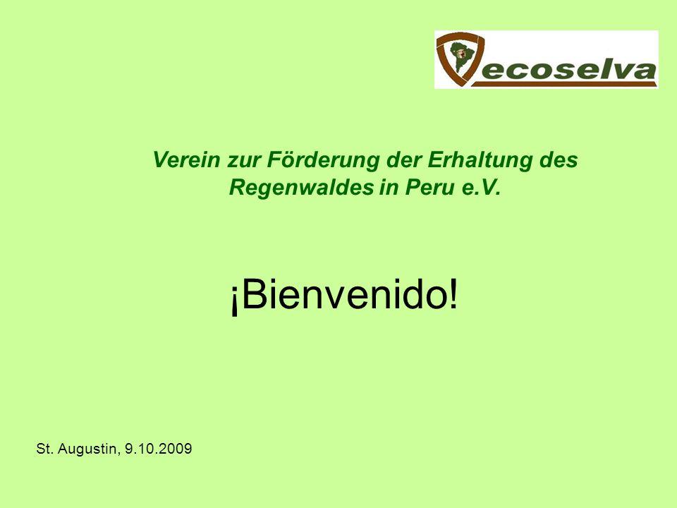 Verein zur Förderung der Erhaltung des Regenwaldes in Peru e.V.