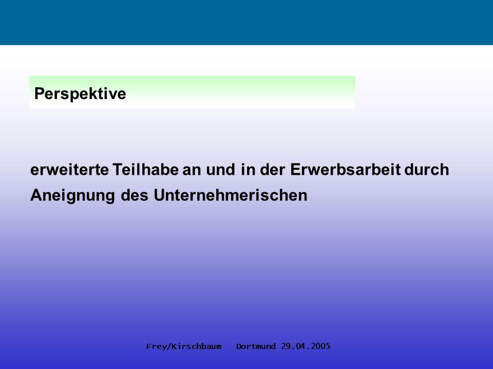 Frey/Kirschbaum Dortmund 29.04.2005