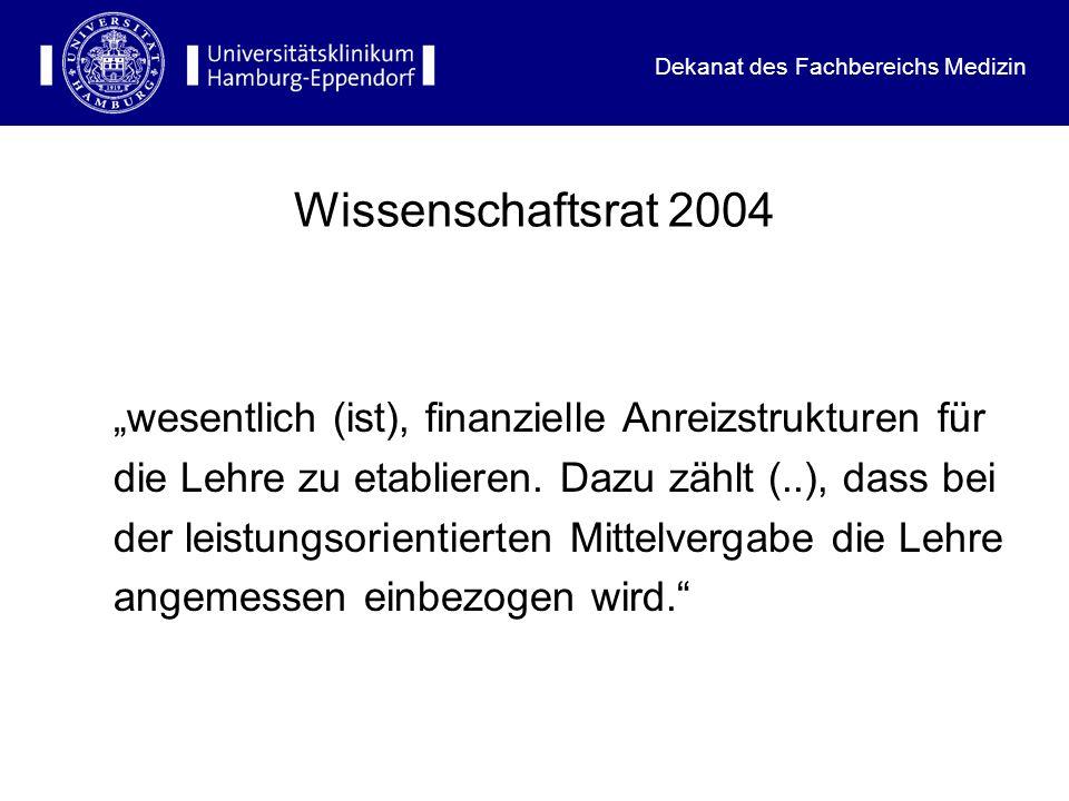 Wissenschaftsrat 2004