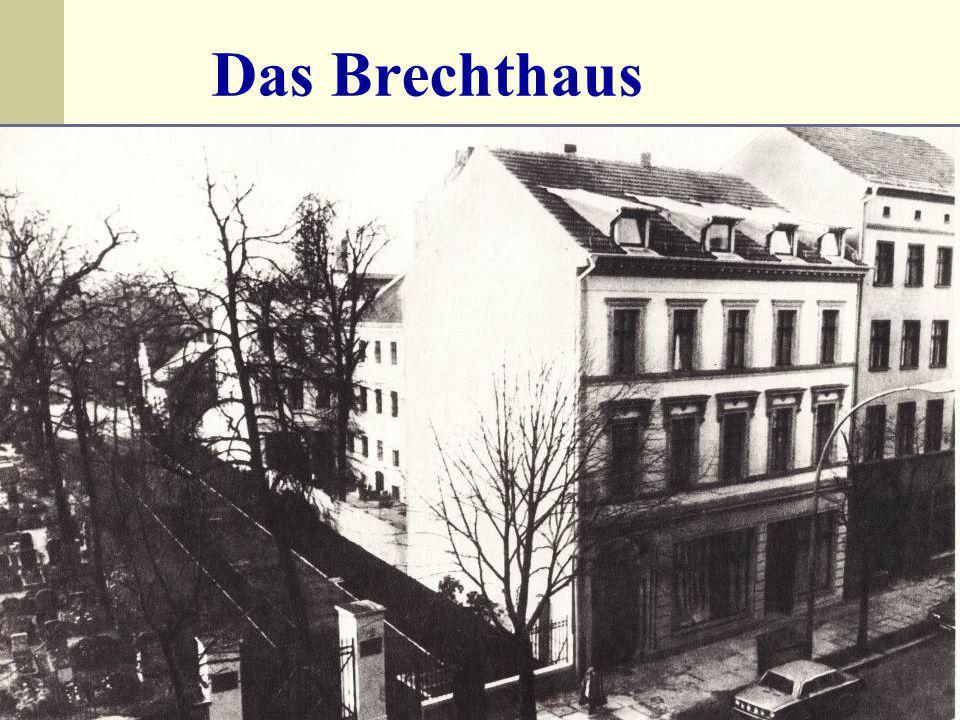 Das Brechthaus
