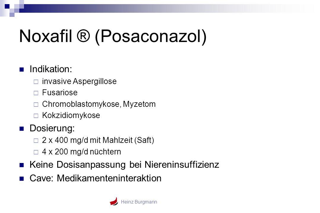 Noxafil ® (Posaconazol)