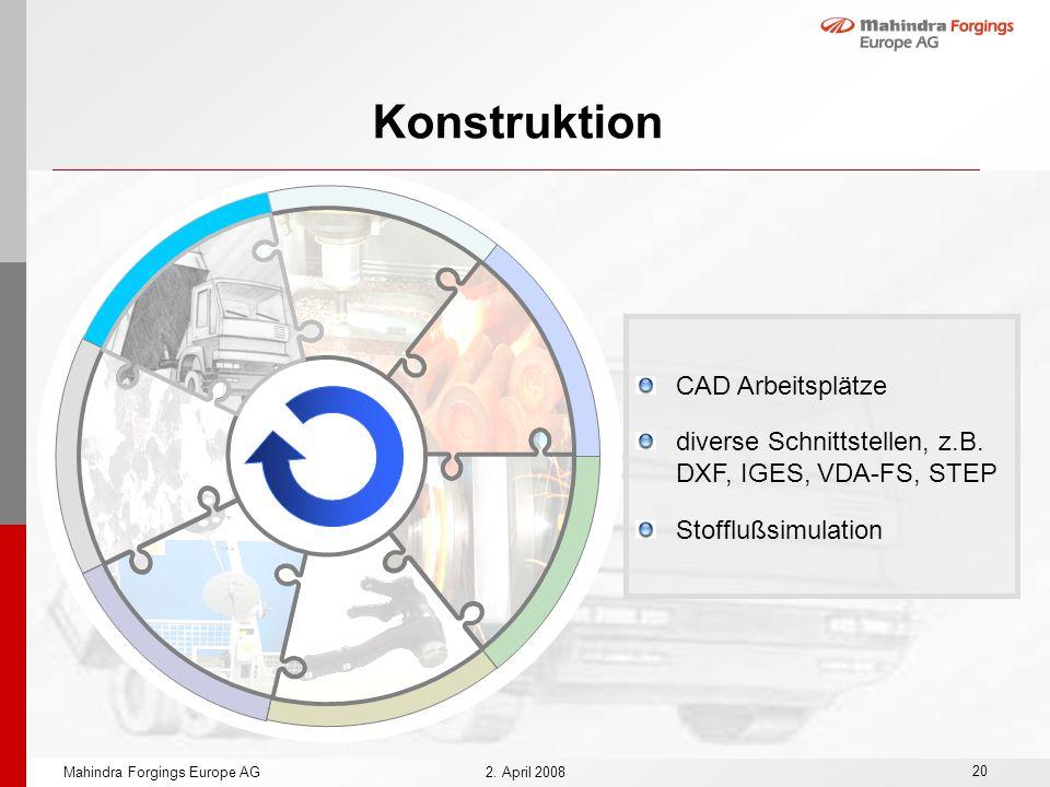 Konstruktion CAD Arbeitsplätze