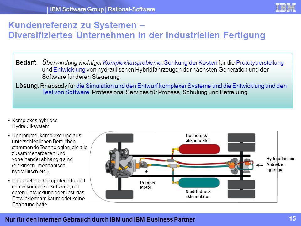 Kundenreferenz zu Systemen – Diversifiziertes Unternehmen in der industriellen Fertigung