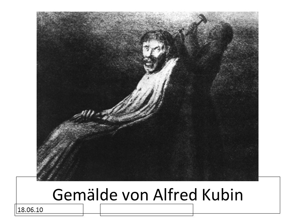 Gemälde von Alfred Kubin